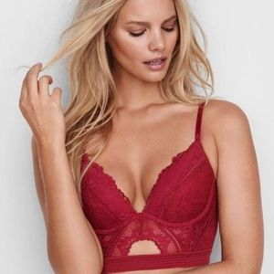 Victoria's Secret Very Sexy Lined Plunge